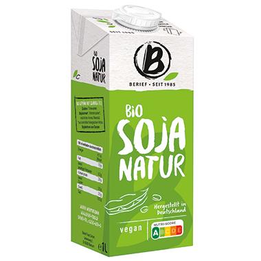 Boisson Soja Nature Sucre